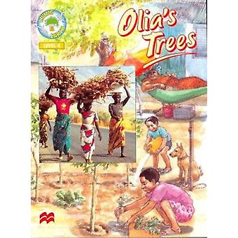Living Earth - Olia's Trees (Level 4) by Mike Poulton - Pamela Venus -
