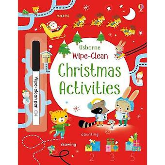 Wipe-Clean Christmas Activities by Kirsteen Robson - Dania Florino -