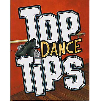 Consejos superior de danza por Jen Jones - libro 9781474737258