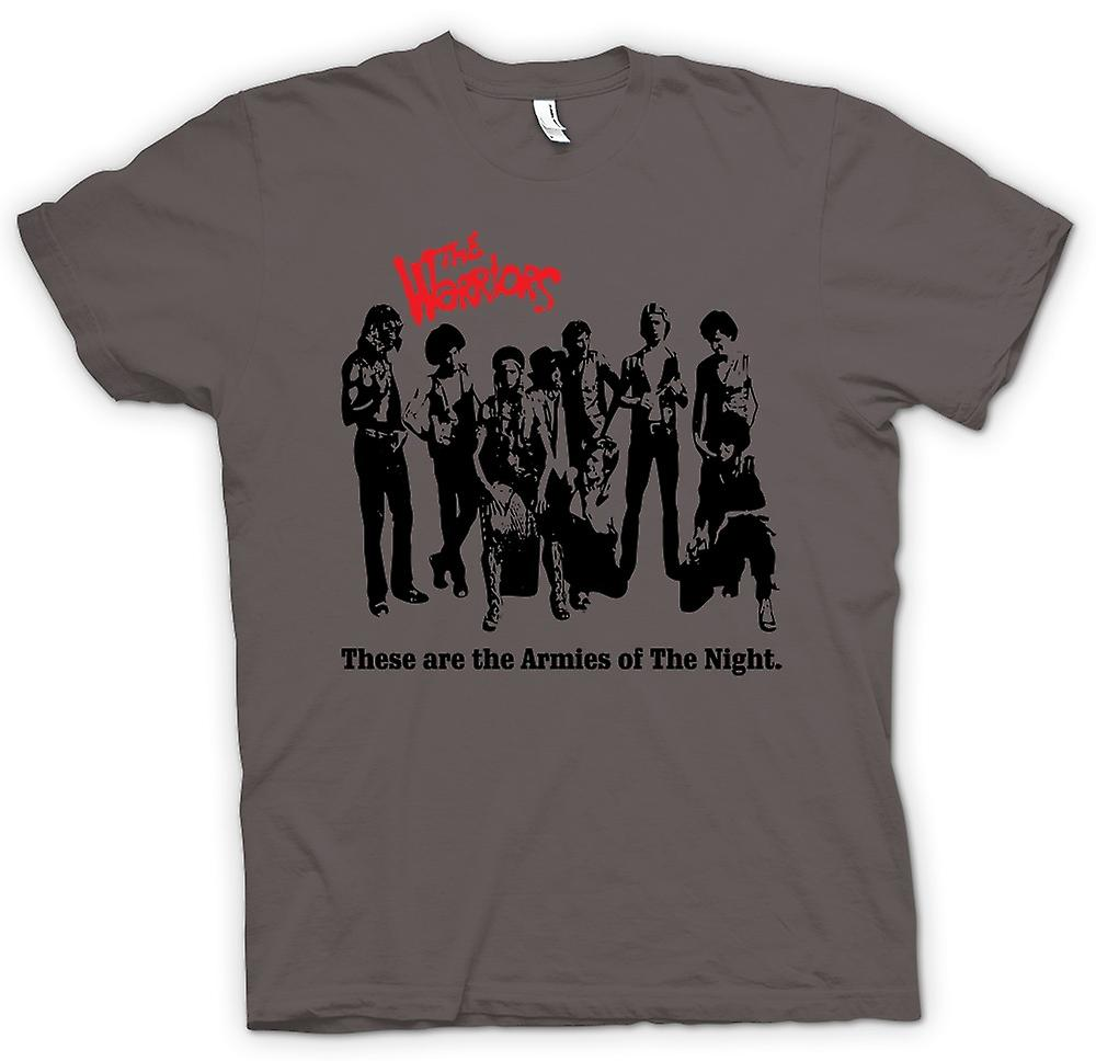 Womens T-shirt - The Warriors - New York - Gangs