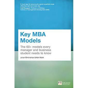 MBA-Modellen - die 60 + Schlüssel, jeder Manager und BWL-Studentin geb.