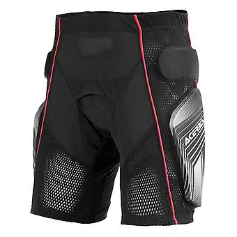 Acerbis Black-Grey 2018 Soft 2.0 MX Protection Shorts