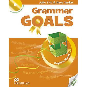 Pack di libro di grammatica obiettivi - livello 3 - pupilla di Dave Tucker - Julie Tic
