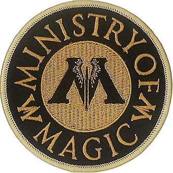 Harry Potter Ministry Of Magic Patch