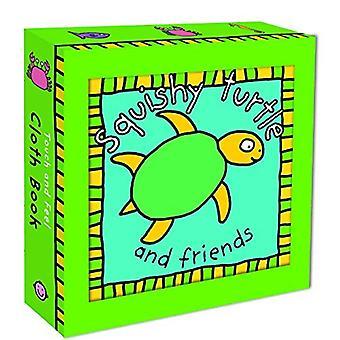Squishy Turtle trasa bok (Touch och känsla trasa böcker)