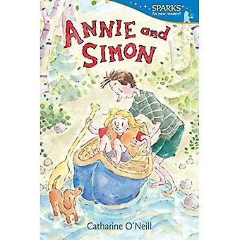 Annie y Simon (pábilo chispas)