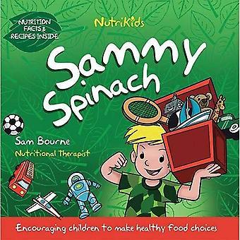 Sammy Spinach (Nutrikids)