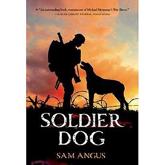Soldat hund