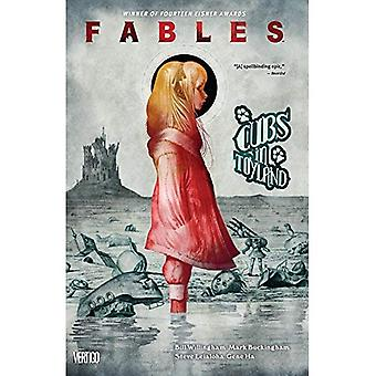Fables Volume 18: Cubs in Toyland TP