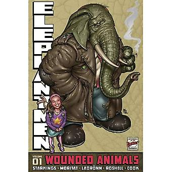 Elephantmen Band 1: Verwundete Tiere Revised Edition TP