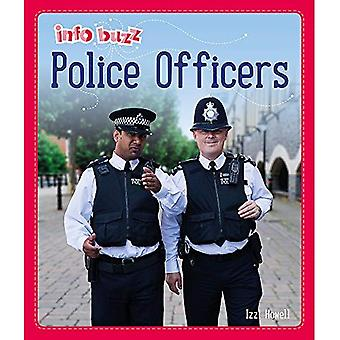 Info Buzz: People Who Help� Us: Police Officers (Info Buzz: People Who Help Us)