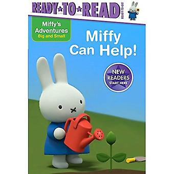 Miffy Can Help! (Miffy's Adventures Big and Small)