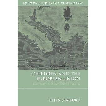Children and the European Union by Stalford & Helen