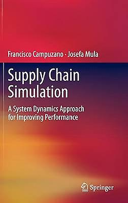 Supply Chain Simulation A System Dynamics Approach for Improving Perforhommece by Campuzano & Francisco