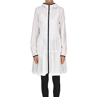 P.a.r.o.s.h. White Nylon Outerwear Jacket