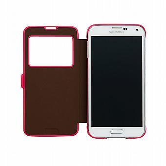 Cover view flip Samsung Galaxy S5 Anymode (top)