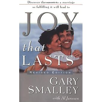 Joy That Lasts by Gary Smalley - 9780310242819 Book