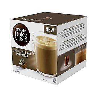 Coffee capsules with case NESCAFÉ Dolce Gusto 45831 coffee to the milk Intenso (16 knots)