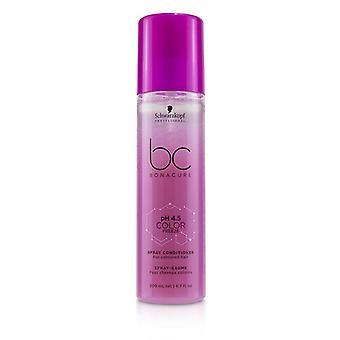 Schwarzkopf BC Bonacure pH 4.5 Color Freeze Spray Conditioner (For Coloured Hair)-200ml/6.7oz
