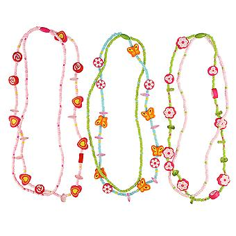 Bigjigs Toys Heart Necklaces