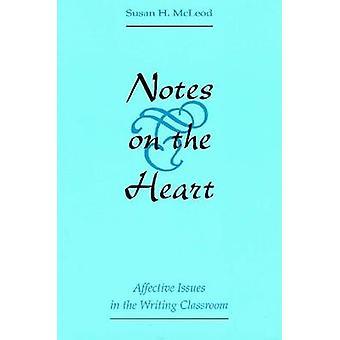 Notizen zum Herzen-Affektive Fragen im Schreibkurs von Susa