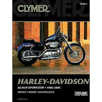 Harley Davidson Sportsters EVO 86-03 (5th Revised edition) by Mike Mo