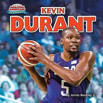 Kevin Durant by James Buckley - 9781684022427 Book