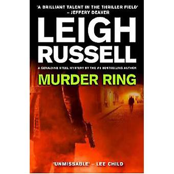 Murder Ring by Leigh Russell - 9781843446774 Book