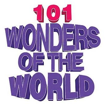 101 Wonders of the World by Sterling Publishers - 9788120775459 Book