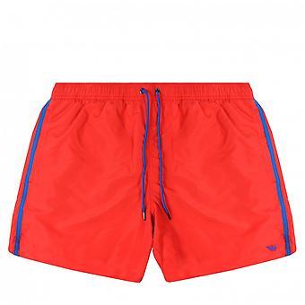 Emporio Armani logo shorts de bain