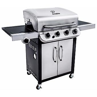 Char-Broil Conective 440 S 4 Burner Acero Inoxidable Gas BBQ