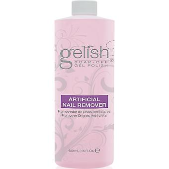 Gelish Acrylic Artificial Nail Remover 480 Ml (01249)