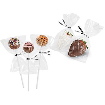 Candy Melt Mega Pack Of Bags with Ties 150 Pkg 4