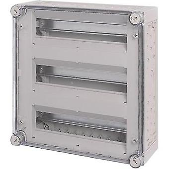 Universal enclosure 375 x 250 x 150 Polycarbonate (PC) Grey Eat