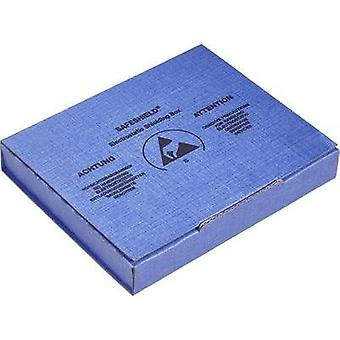 ESD box (L x W x H) 100 x 120 x 15 mm conductive Wolfgang Warmb