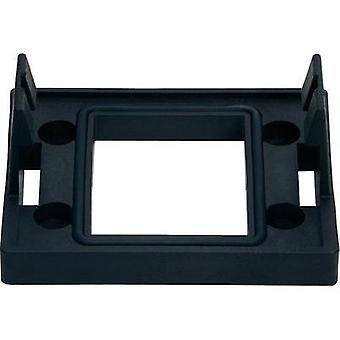 Cable routing frame Polyamide Black Icotek KEL-SNAP B4 1 pc(s)