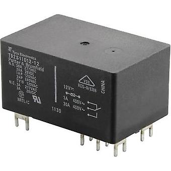 PCB relays 24 Vdc 30 A 2 change-overs 1393211-90 1 pc(s)