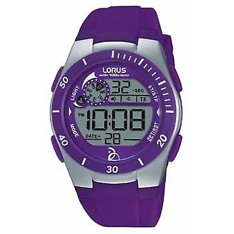 Lorus Novak Foundation Kids Digital Silicone Strap R2381KX9 Watch