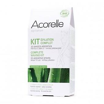 Acorelle Bands Tweezer Kit (Woman , Esthetics , Hair removal , Waxes)