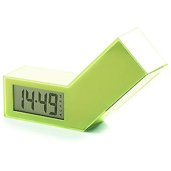 Green Lexon On Off Alarm Clock