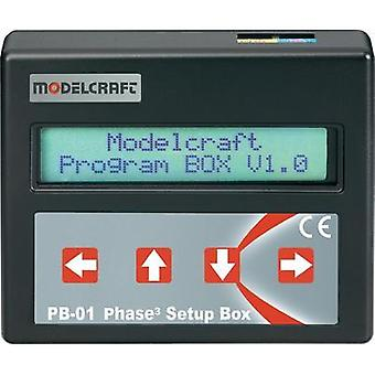 Modelcraft Phase³ Controller board Compatible with: Brushless-Fahrtenregler