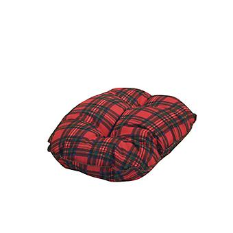 Royal Stewart Tartan Quilted Mattress 61cm (24