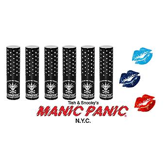 Manic Panic Ice Metals Lethal Lipstick Various Colours 4g