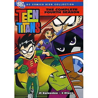 Teen Titans: Season 4 [DVD] USA import