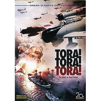 Tora Tora Tora [DVD] USA import