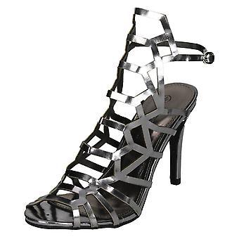 Ladies Anne Michelle High Heel Sandals F10578