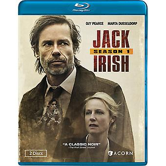 Jack Irish: Season 1 [Blu-ray] USA import