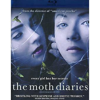 Moth Diaries [Blu-ray] USA import