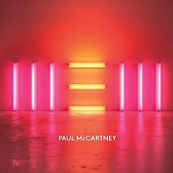 Paul McCartney - ny (LP) [Vinyl] USA import