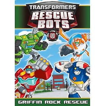Importer des transformateurs USA Rescue Bots [DVD]
